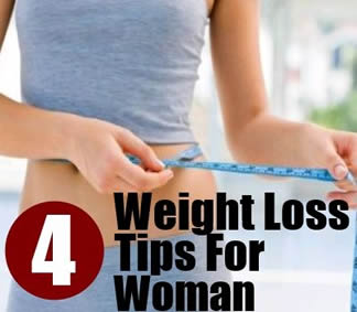 Four Weight Loss Tips for A Week of Change